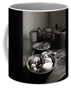 Mission Still In Black And White Coffee Mug