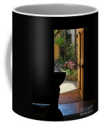 Missions Side Door Coffee Mug