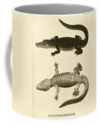 Mississippi Alligator Coffee Mug