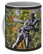Mississippi At Gettysburg - Desperate Hand-to-hand Fighting No. 3 Coffee Mug