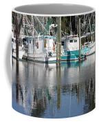 Mississippi Boats Coffee Mug by Carol Groenen