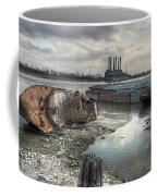 Mississippi River Coffee Mug