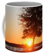 Mississippi Sunset 1 Coffee Mug
