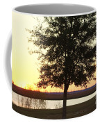 Mississippi Sunset 12 Coffee Mug