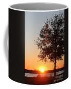 Mississippi Sunset 7 Coffee Mug