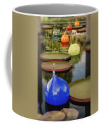 Missouri Botanical Garden Six Glass Spheres And Lilly Pads Img 2464 Coffee Mug