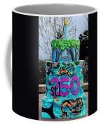 Missouri Botanical Garden Stl250 Birthday Cake Coffee Mug