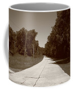 Missouri Route 66 2012 Sepia. Coffee Mug