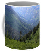 Mist In The Valley Coffee Mug