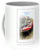 Mist On The Arno Poster Coffee Mug