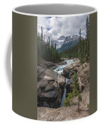 Mistaya River And Canyon Coffee Mug