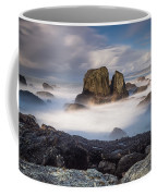 Mists Of The Sea Coffee Mug