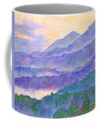 Misty Blue Ridge Coffee Mug