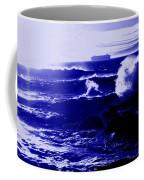 Misty Blue Coffee Mug