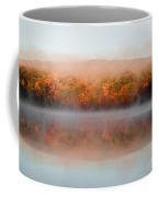 Misty Foilage Coffee Mug