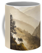 Misty Hills Coffee Mug by Darice Machel McGuire