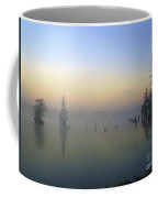 Misty Horizon  Coffee Mug