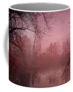 Misty Morning Light Coffee Mug