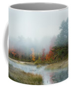 Misty Morning Maine Coffee Mug