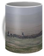 Misty Morning Roundup Coffee Mug