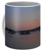 Misty Morning Silence Coffee Mug