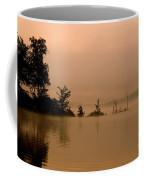Misty Morning Solitude  Coffee Mug