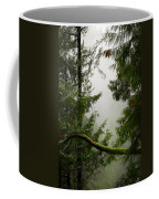 Misty Mossy Morning Coffee Mug