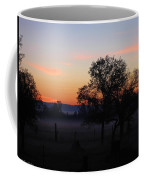 Misty November Morn Coffee Mug