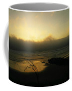 Misty Oregon Coast Coffee Mug