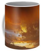 Misty Sunset Coffee Mug