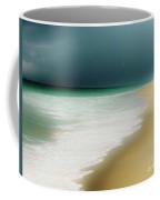 Misty Water Blue Coffee Mug