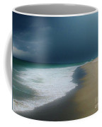 Misty Water Color Blue Too Coffee Mug