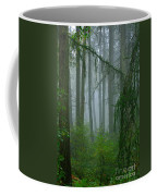 Misty Woodland Coffee Mug