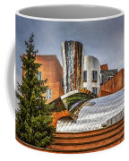 Mit Stata Building Center - Cambridge Coffee Mug