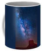 Mitchell Butte Milky Way Coffee Mug