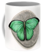 Mito Awareness Butterfly- A Symbol Of Hope Coffee Mug
