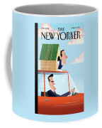 Mitt Romney Driving With Rick Santorum In A Dog Coffee Mug