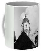Mittenwald Kirchturm Coffee Mug