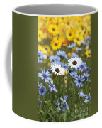 Mixed Daisies Coffee Mug