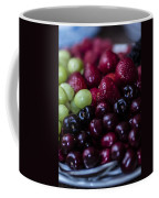 Mixed Fruit Coffee Mug