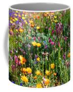 Mixed Wildflowers Coffee Mug