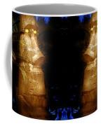Moai Gold Coffee Mug