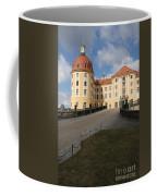 Moated Castle Moritzburg Coffee Mug
