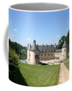 Moated Palace - Bussy-rabutin Coffee Mug