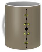 Mobile 1 In Green Coffee Mug