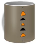 Mobile 2 In Orange Coffee Mug