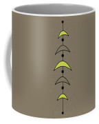 Mobile 4 In Green Coffee Mug