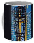 Mobile Crane Section Coffee Mug