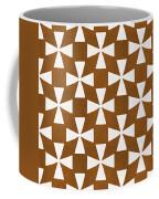 Mocha Twirl Coffee Mug by Linda Woods