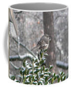 Mockingbird Cold Coffee Mug